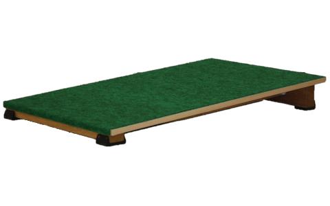 室内遊具巧技台小型斜面板
