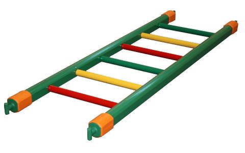 室内遊具巧技台小型はしご